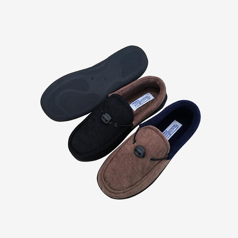 Adjustable Toggle Comfy Slippers