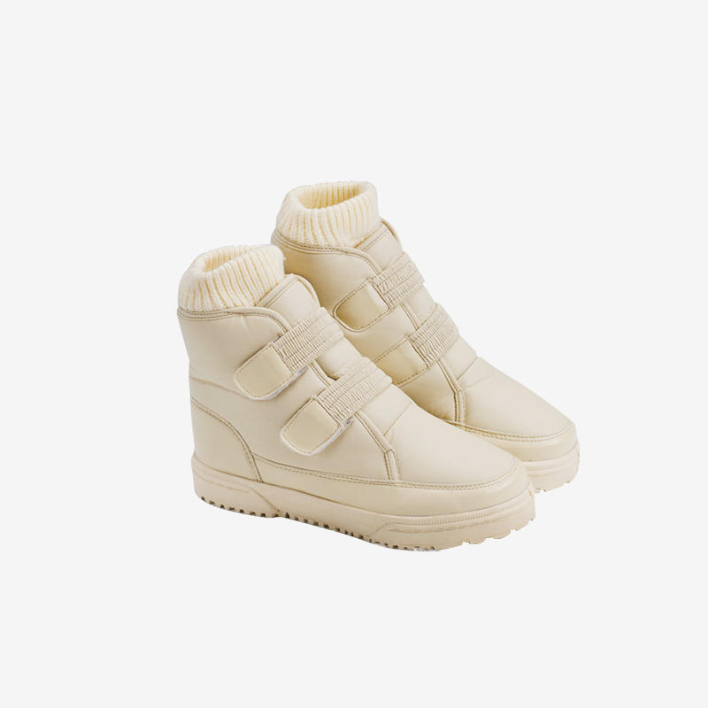 White Outdoor Cozywarm Snow Boots