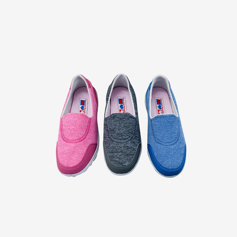 Breathable Lightweight Soft Fabric Sneaker