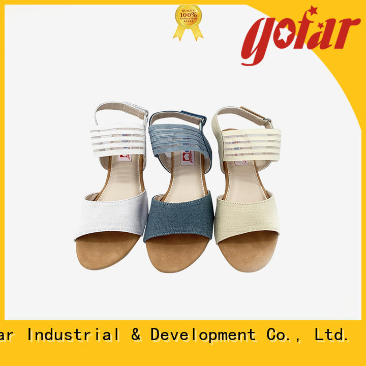 latest casual sandals supply for women