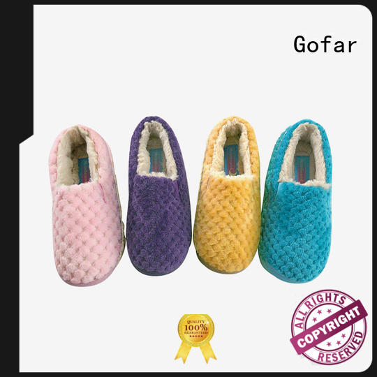 Gofar soft slippers for business for home