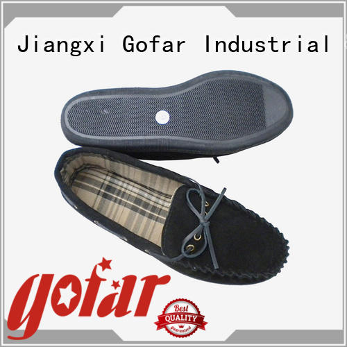 high-quality suede moccasin slippers manufacturers for men