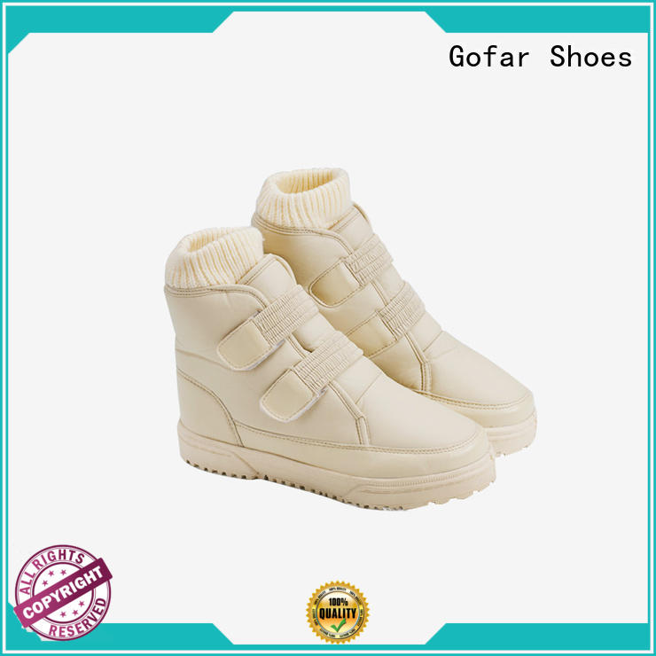 Gofar winter ankle boots suppliers for women