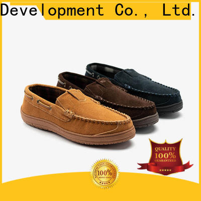 high-quality mens moccasin slippers company for men