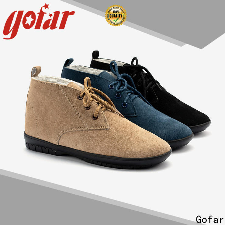 Gofar winter boots supply for skiing