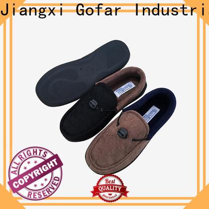 Gofar new comfy slippers factory for men