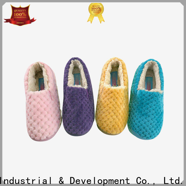 Gofar fur lined slippers manufacturers for hotel