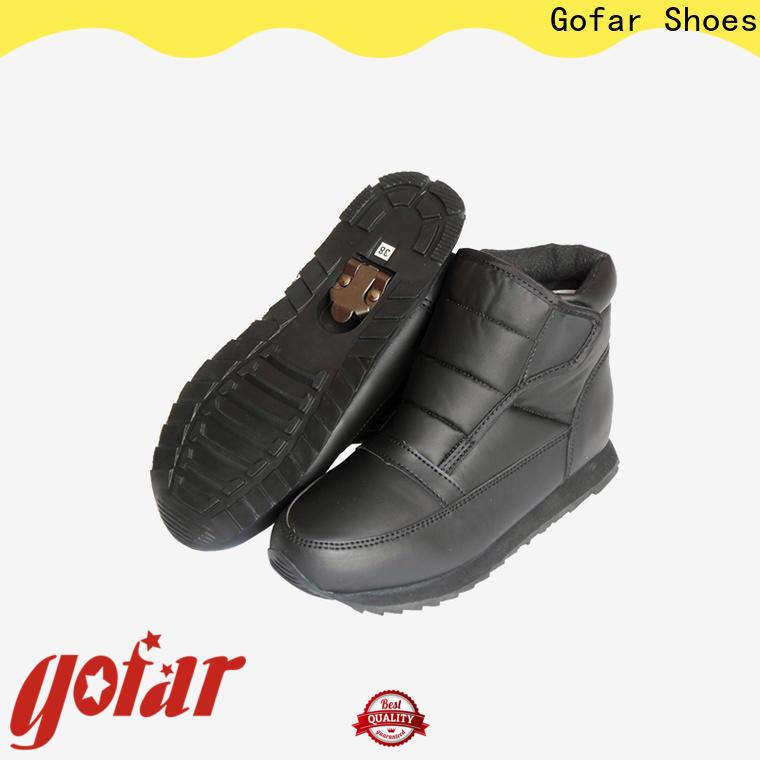 Gofar custom warm boots suppliers for skiing