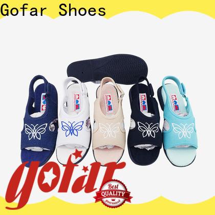 Gofar top casual sandals suppliers for women
