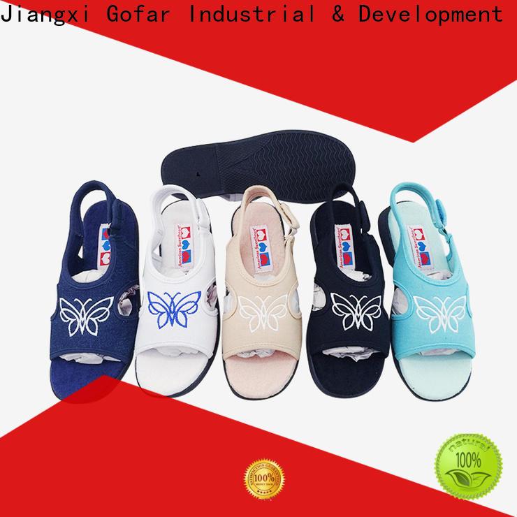 Gofar latest casual sandals company for women